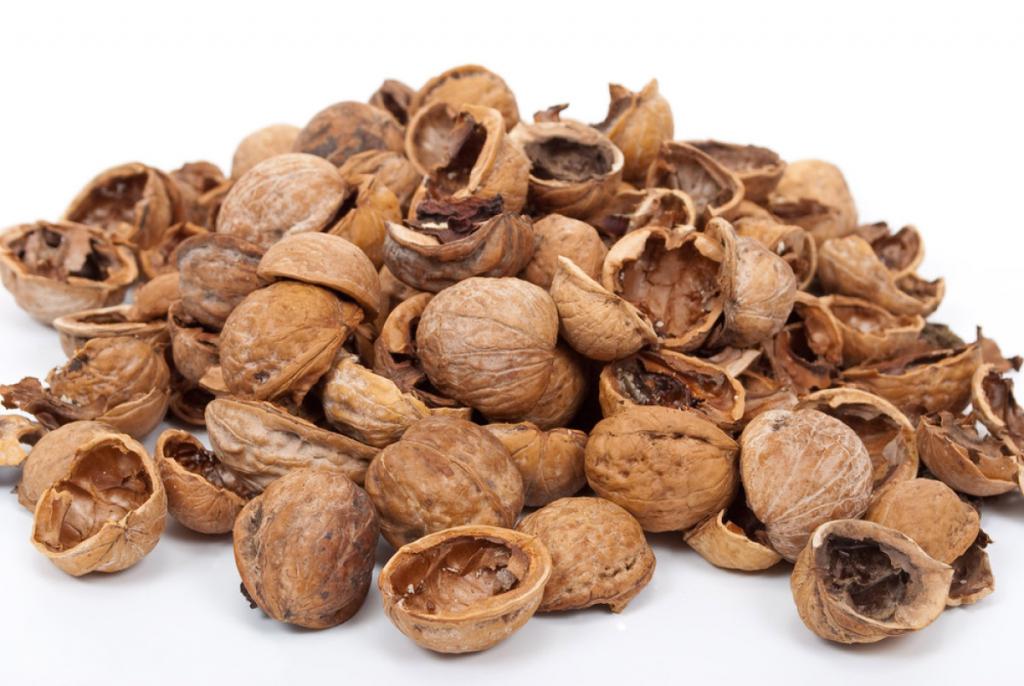 Walnut shell
