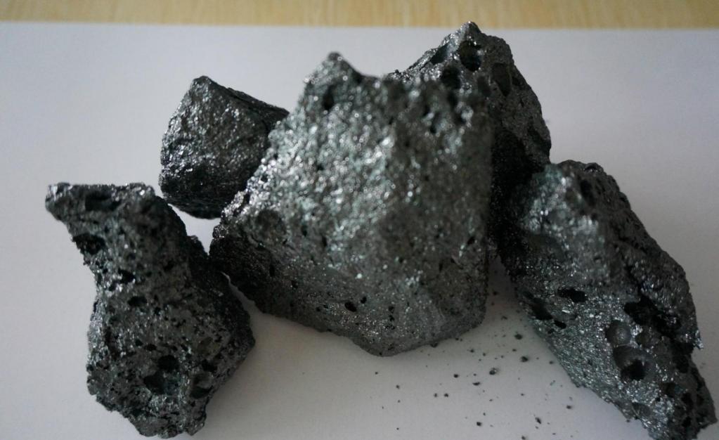 Black corundum