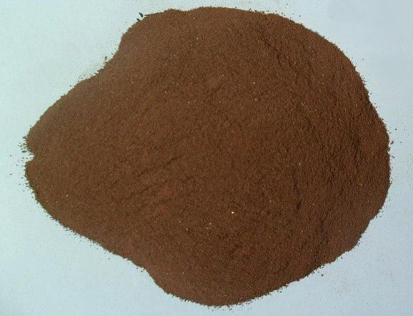 Volcanic rock powder