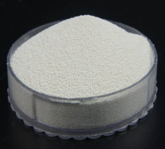 Ceramics sand