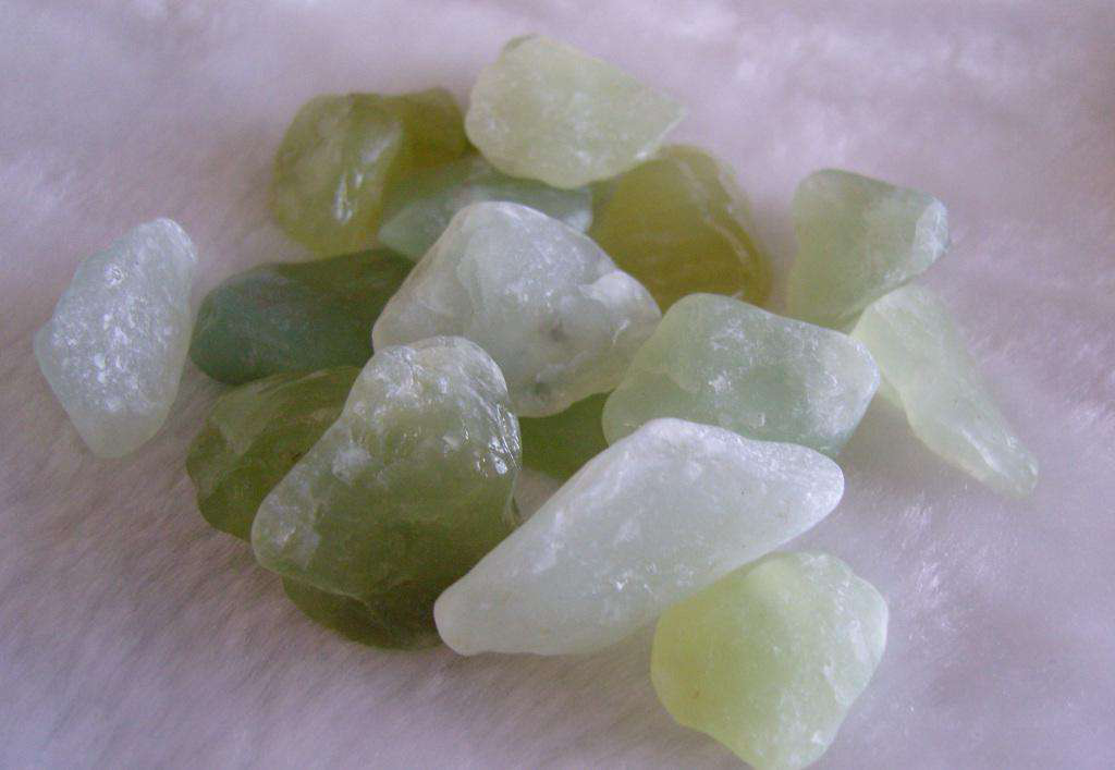 Jade powder