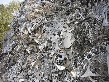 Manganese scrap