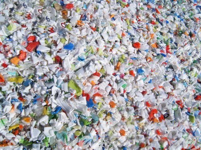 Plastic alloy scrap