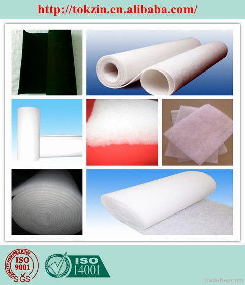 Pet bottles recycle polyester staple fiber
