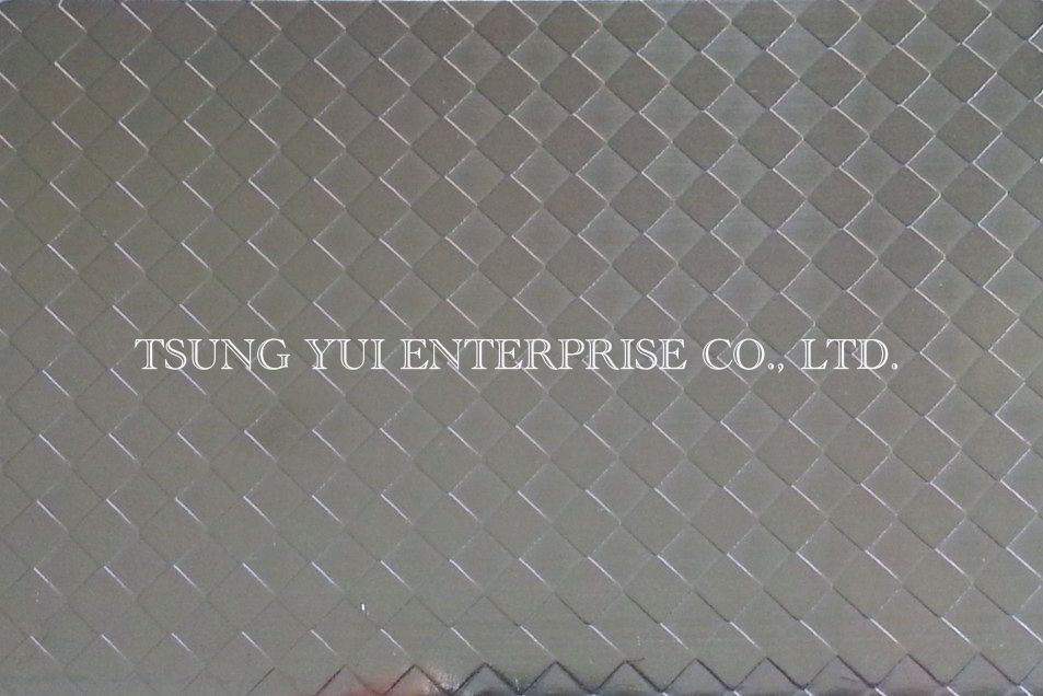 304 Embossed stainless steel decorative plate