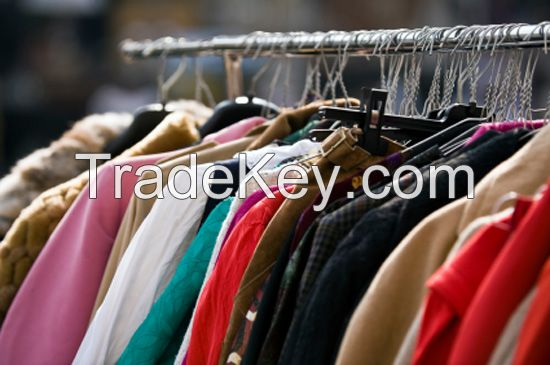 Used Clothes Supplier