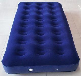PVC inflatable air bed air mattress