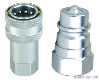 hydraulic quick couplings