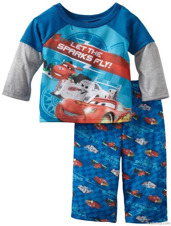 Cheap Lovely Kid Clothes / Kid Wear / Boys Long Sleeve Shirts