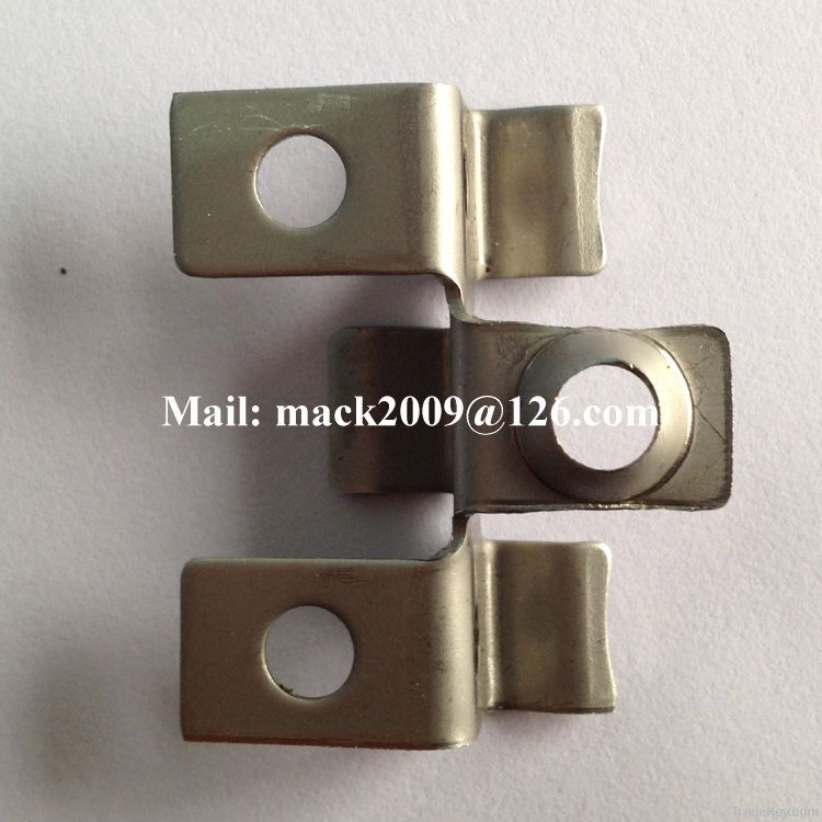 outdoor wpc flooring/wpc decking accessories/decking clips
