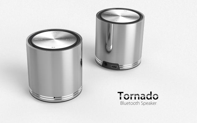 Tornado Bluetooth Speaker