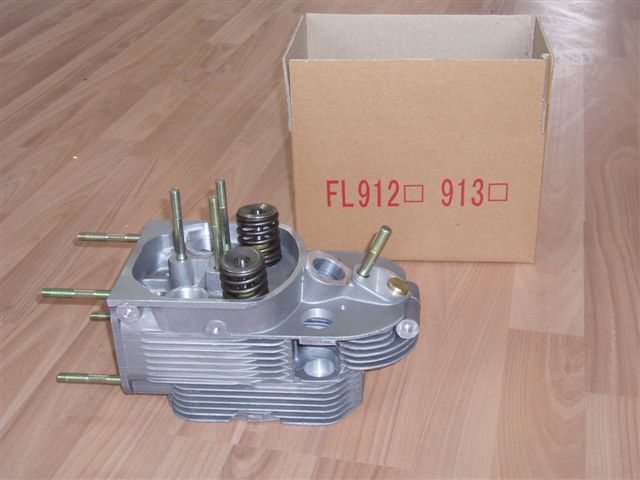 Deutz F3L912 complete diesel and spare parts