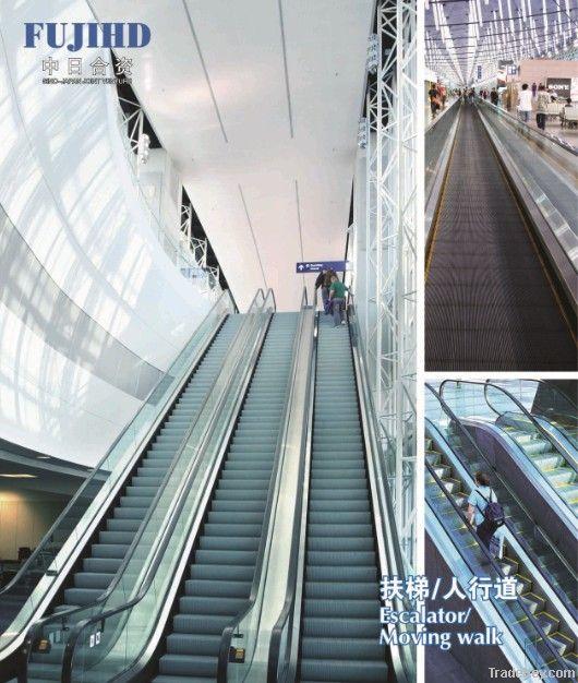 Escalator and Auto- Moving Walks