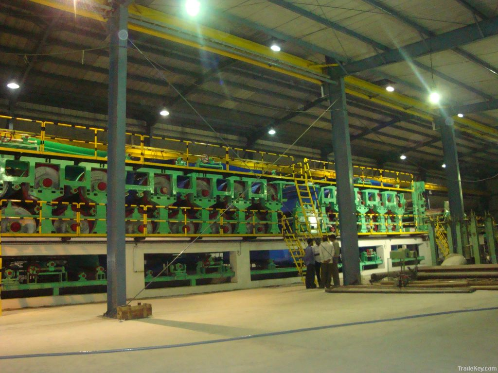 Paper Recycling Mill