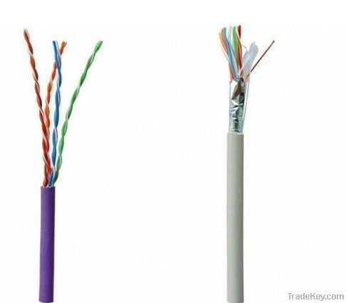 99.98% Purity UTP Cat6 D-Link lan cable