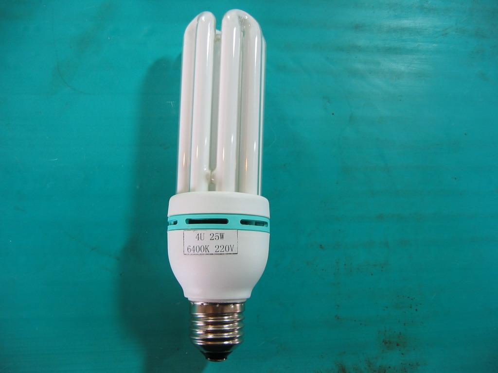 U shape CFL