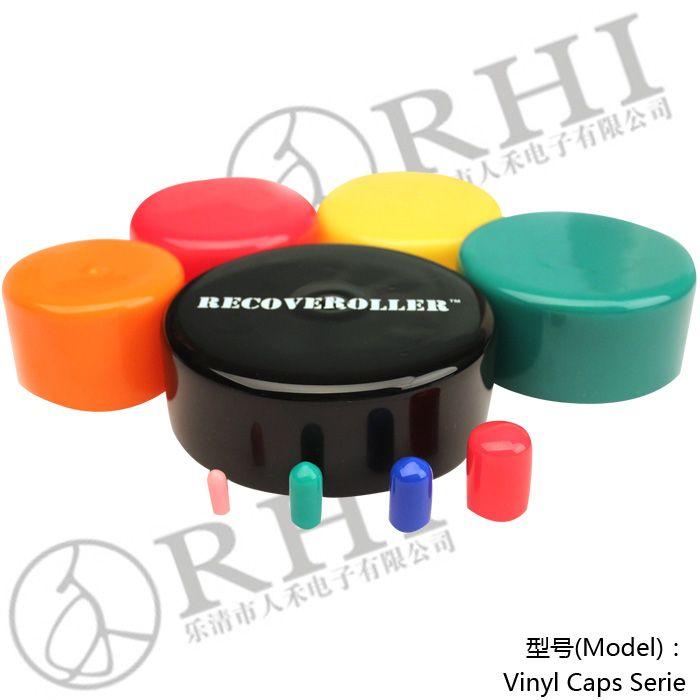 Vinyl Plastic End Caps