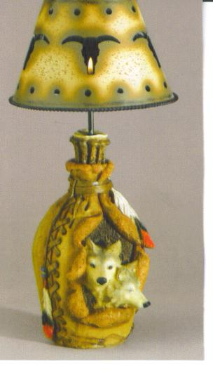 Lamp/Boot/Hat
