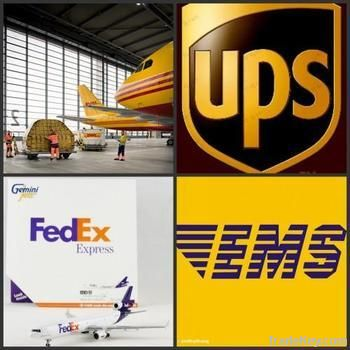 International express, air freight, shipping, import and export, logis