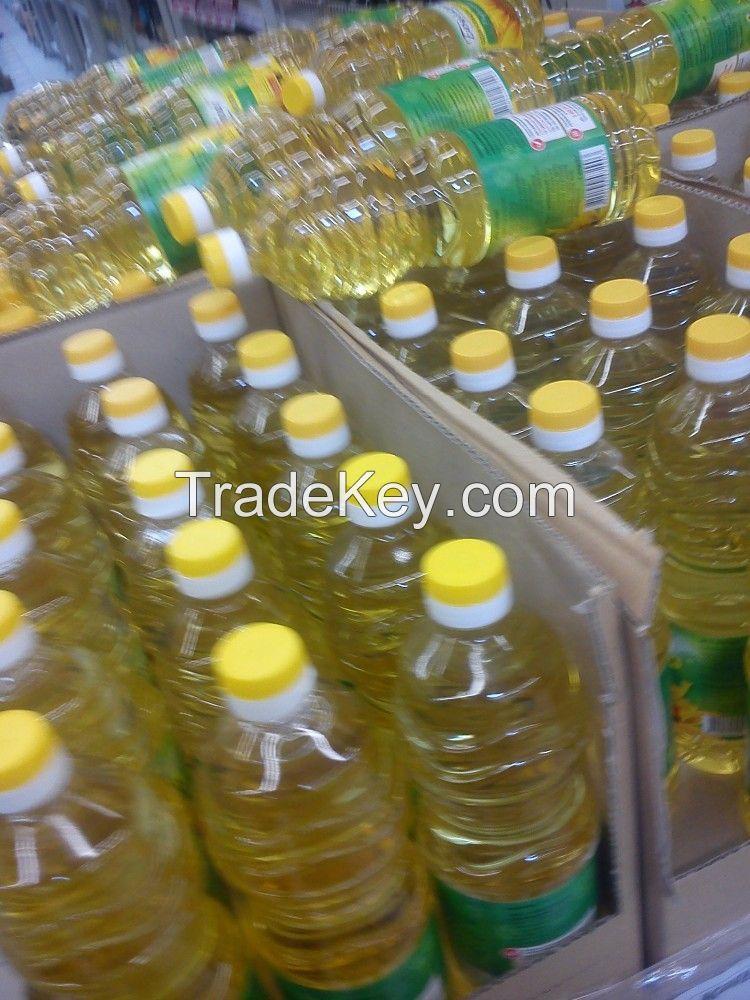 100% Refined Winterized Sunflower Oil