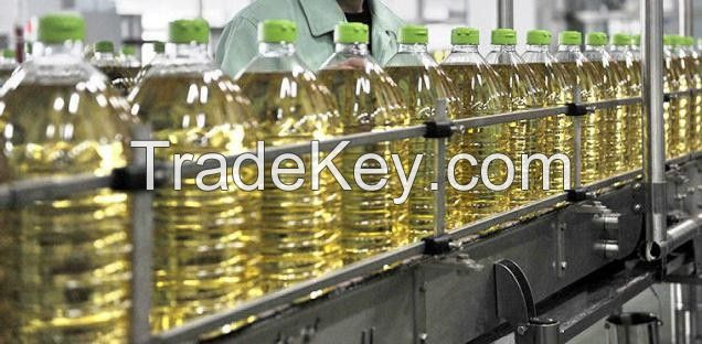 Refined Bleached Deodorized Soybean Oil