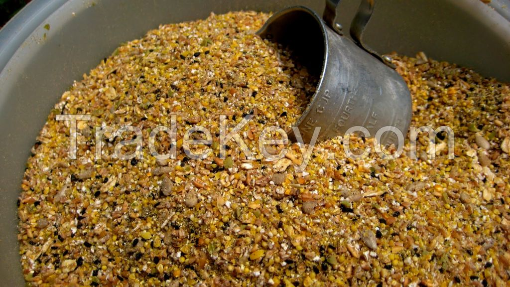Poultry/Chicken Feed, Starter, Grower and Finisher Feed Broiler