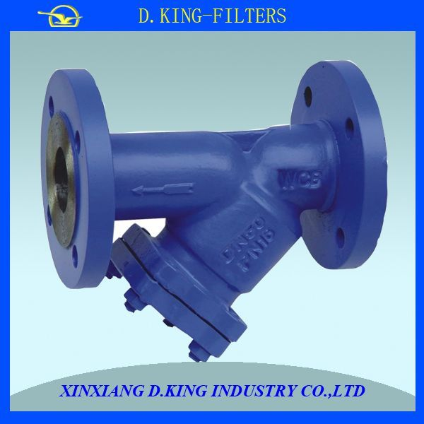 supply FTR-15 low resistance Y type oil filter