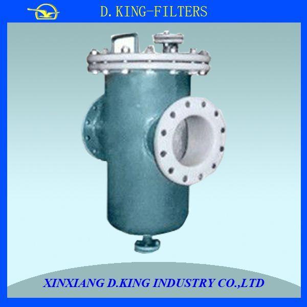 FTL-25 rough filter for industry basket filter