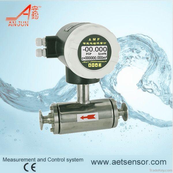 AMF Series Electromagnetic Flow Meter