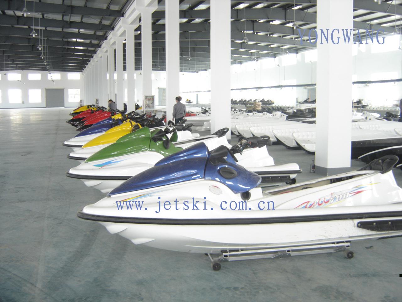 jetski of Ningbo Yongwang