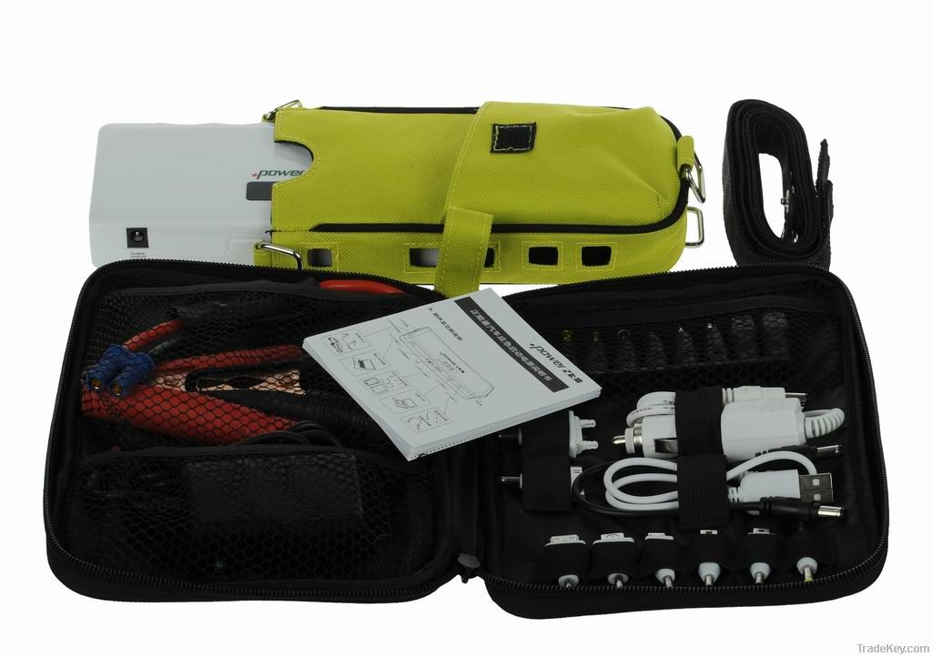 Multi-Functional Vehicle Jump Starter