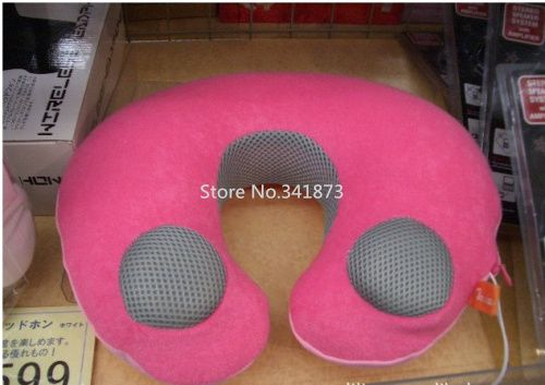 hot sale Semk u music pillow stereo horn neck protection neck pillow g