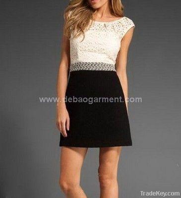 Career dress DB059