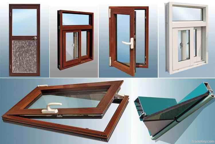 aluminum windows and doors