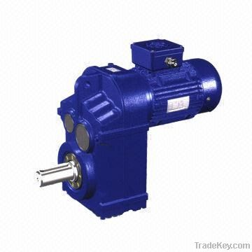 F Series Parallel Shaft Helical Speed Reducer, 96% Efficiency