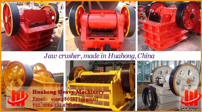 Jaw crusher in China