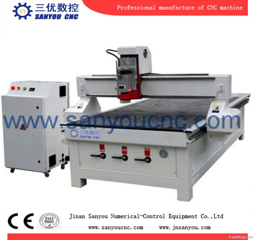Wood CNC Router (SY-1325)