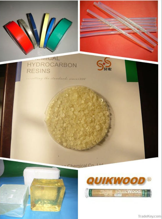C5 Aliphatic hydrocarbon resin used in hot melt adhesive sh-1304
