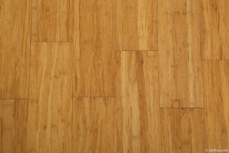 High density worldwide popular strand woven Bamboo flooring