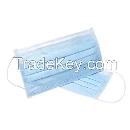 1ply Medical Surgical Face Masks with Earloop