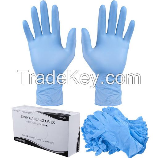 11 inch Latex Examination Gloves