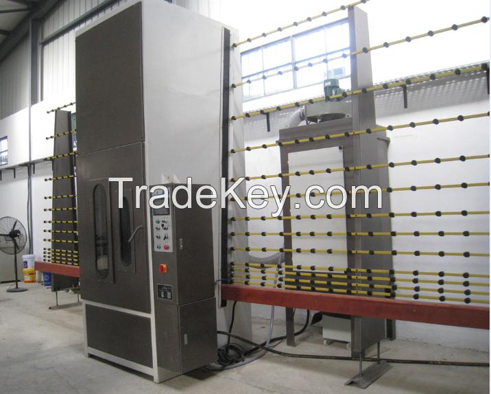 SKS-2500 Glass Sandblasting Machine Sanding Machine