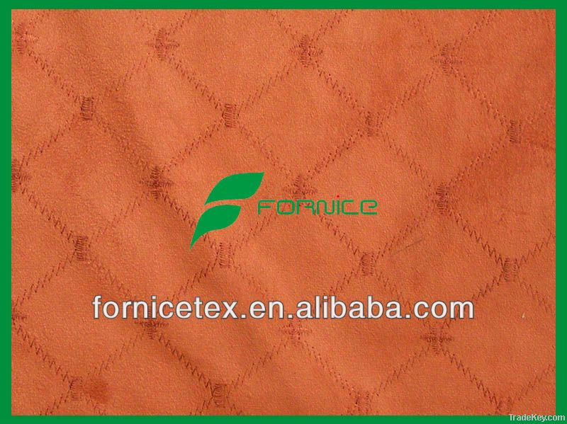 Embroidery bonded TC