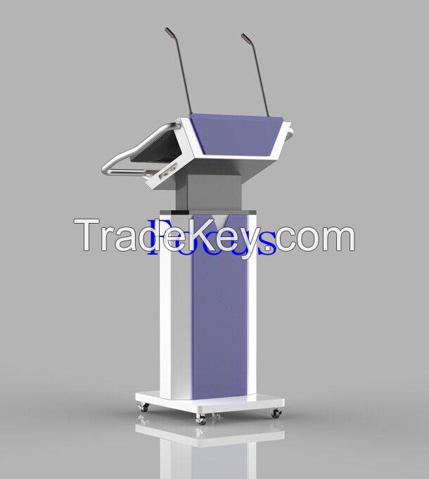 Focus FK535 multimedia digital speech podium for lecture hall