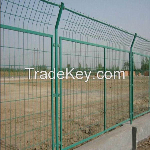 PVC Safety Fence Panel with Frame