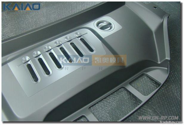 car fender CNC prototype making