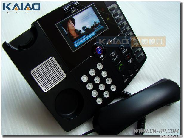 telephone design verification prototype