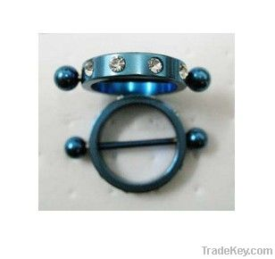316L Stainess Steel Nipple Body Piercing