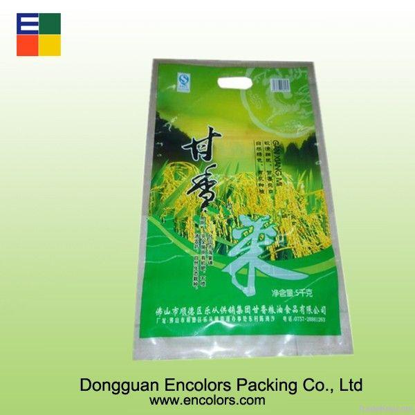Rice bag / Plastic bag for rice