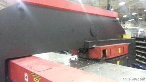 AMADA VIPROS 357 CNC TURRET PUNCH